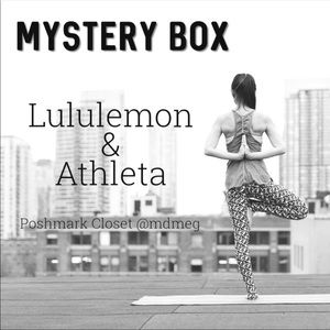 Athletic Mystery Box